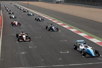 McLaren Autosport BRDC Award winner Palmer joins F3 grid for Spa