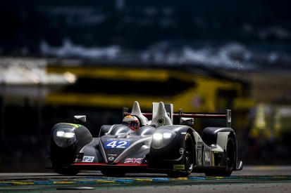 Strakka LMP2 team drafts in Williamson for Nurburgring WEC round