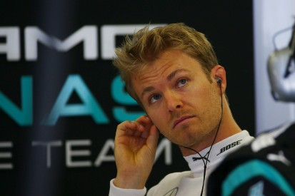 Collision won't affect Rosberg's Mercedes contract talks - Berger