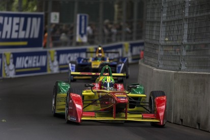 Buemi: Di Grassi was 'willing to crash' in London Formula E battle