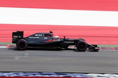 Third on Austrian GP grid for McLaren is 'madness' - Jenson Button