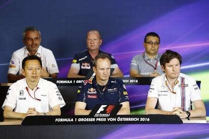 Austrian Grand Prix FIA press conference transcript - Friday