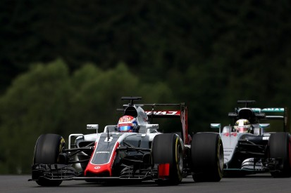 Grosjean hits out at Hamilton's driving in Austrian GP F1 practice