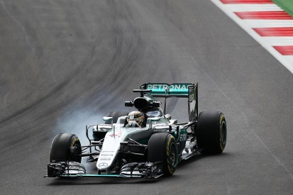 Lewis Hamilton says he's 'way off the pace' at Austrian Grand Prix