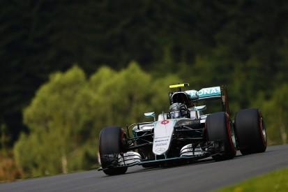 F1 Austrian GP: Rosberg leads Mercedes team-mate Hamilton in FP1