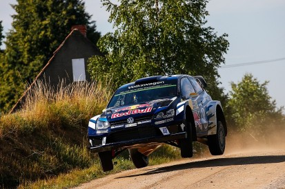 Rally Poland: Andreas Mikkelsen leads tight lead battle
