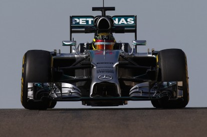 Mercedes to run 2014 F1 car in upcoming Silverstone test