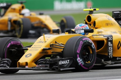 F1 rookie Palmer feels he can prove himself against Magnussen