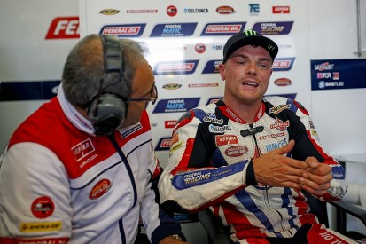 Sam Lowes to make MotoGP test debut with Aprilia this week