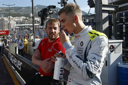 FRenault Eurocup ace Habsburg in line for Fortec's F3 return