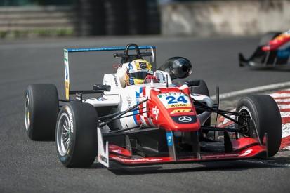 Norisring Euro F3: Barnicoat excluded, Mucke pair/Piquet penalised