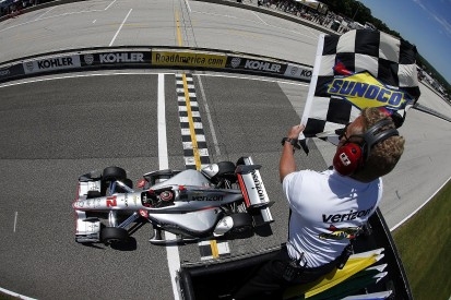 Road America IndyCar: Will Power holds off charging Tony Kanaan