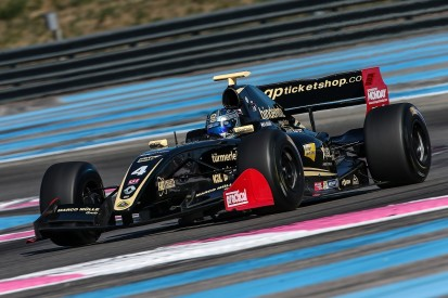 Paul Ricard Formula V8 3.5: Roy Nissany claims first series pole