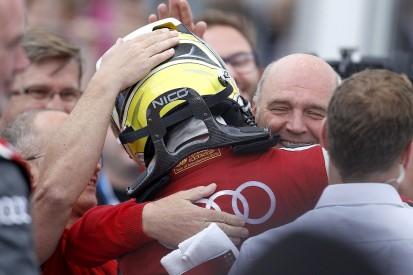Norisring DTM: Nico Muller beats Tom Blomqvist and gets first win