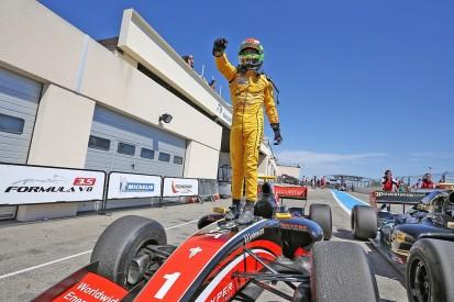 Paul Ricard Formula V8 3.5: Renault protege Louis Deletraz wins
