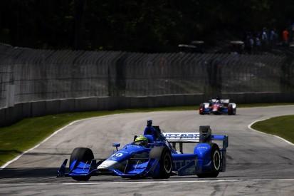 Road America IndyCar: Tony Kanaan tops practice three for Ganassi