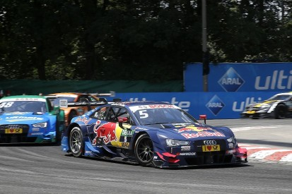 Ekstrom penalised for Norisring DTM collision with Vietoris/Wickens