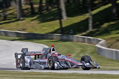 Road America IndyCar: Penske's Will Power on pole at Elkhart Lake
