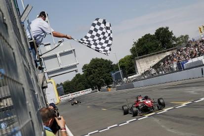 Norisring European F3: Lance Stroll survives to win opening race
