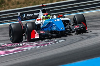 Paul Ricard Formula V8 3.5: SMP's Matthieu Vaxiviere on home pole