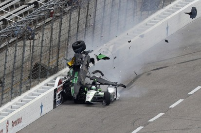 Newgarden, Daly won't be allowed to rejoin Texas IndyCar race