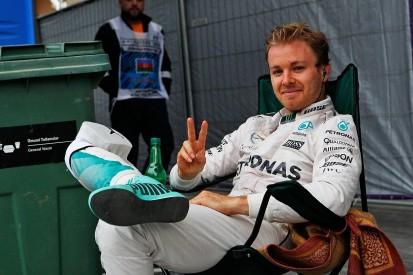 Nico Rosberg: I'll be at Mercedes Formula 1 team for many years