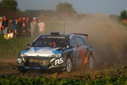 Hyundai eyes works British Rally Championship entry with new i20 R5