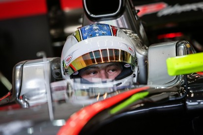 Cecotto splits with Formula V8 3.5 outfit RP Motorsport