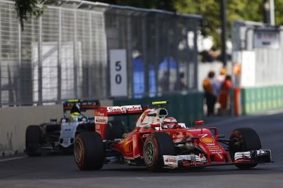 Kimi Raikkonen works as Ferrari's second driver, says Alain Prost