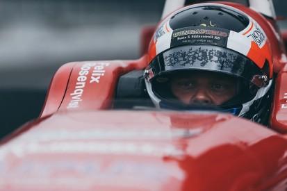 Felix Rosenqvist skips Indy Lights rounds for Mercedes commitments