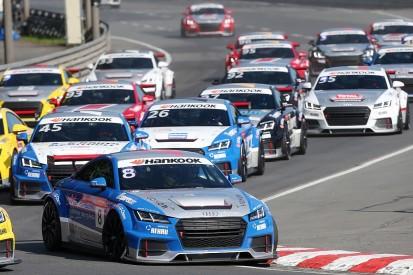 Audi driver Lucas di Grassi to race in Audi TT Cup at Norisring