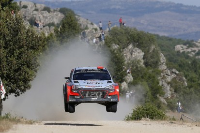 Hyundai to switch its i20 World Rally Championship model for 2017