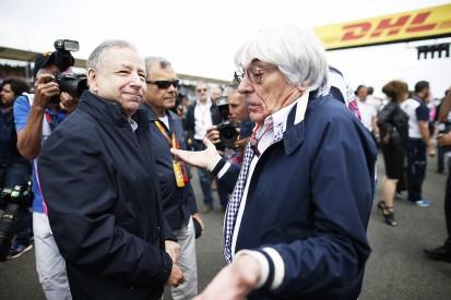 FIA has to approve Bernie Ecclestone's successor as Formula 1 chief