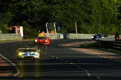 Ford and Ferrari protest each other at Le Mans