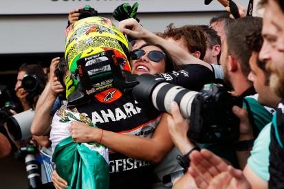 Force India's Baku Formula 1 podium earned 'on merit' with Perez