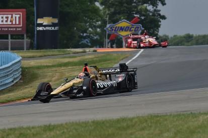 IndyCar makes return to Watkins Glen in five-car test