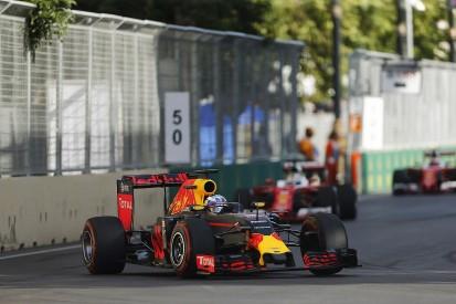 Low downforce caused Red Bull F1 tyre woe in European GP