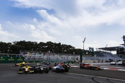 F1 drivers learned from GP2 chaos in Baku, says Nico Rosberg