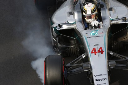 Lewis Hamilton given a replacement F1 tyre for Baku GP