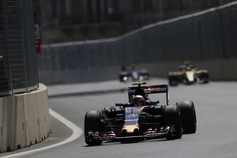 Carlos Sainz Jr and Kevin Magnussen get Baku F1 grid penalties