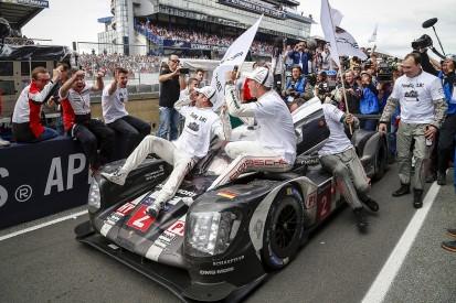 Le Mans 24 Hours: Porsche snatches win amid heartbreak for Toyota