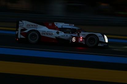 Le Mans 24 Hours: Toyota fights back against Porsche