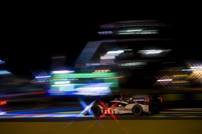 Le Mans 24 Hours: Porsche takes lead in three-way fight at dawn