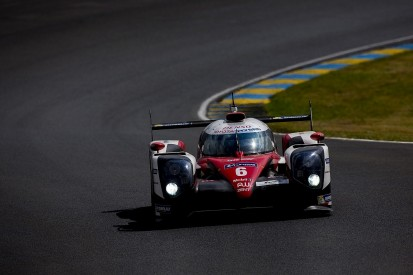 Toyota leads Porsche after five hours of Le Mans 24 Hours