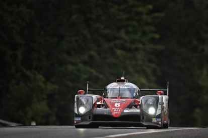 Le Mans 24 Hours: Toyota takes control in seventh hour