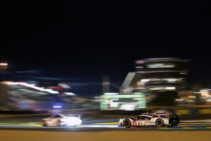 Le Mans 24 Hours: Porsche passes Toyota for the lead in ninth hour