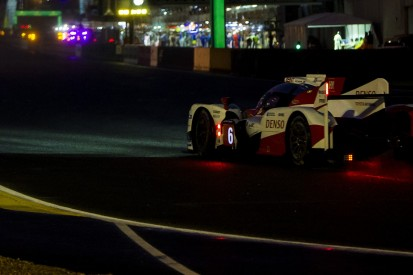 Toyota driver Mike Conway takes Le Mans 24 Hours lead from Porsche
