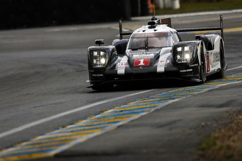 Porsche #1 leads Le Mans 24 Hours, but Toyota and Audi close