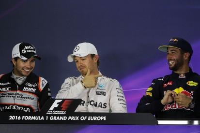 European Grand Prix post-qualifying press conference transcript