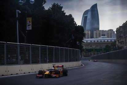Baku GP2: Rookie Antonio Giovinazzi takes pole for Prema